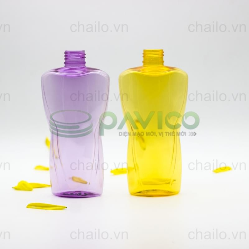 Chai nhựa pet 250ml