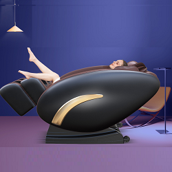 Máy massage toàn thân cao cấp bi lăn di động