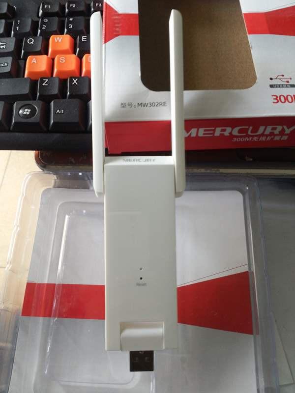 Bộ kích sóng Wifi Mercury 2 râu MW302RE