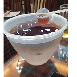 Bát ướp lạnh rượu