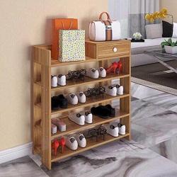 Kệ giày bằng gỗ lắp ráp đa năng tiện dụng