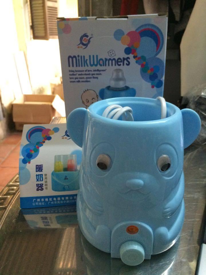 Máy hâm nóng sữa hình thú ngộ nghĩnh