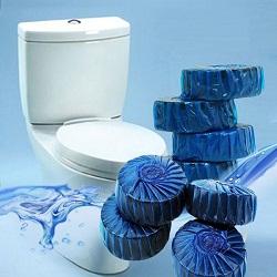 Set 10 viên tẩy bồn cầu khử mùi tiện dụng