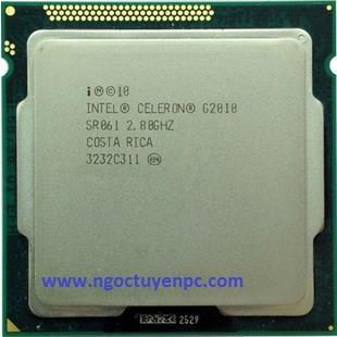 CPU G2010 3M Cache, 2.80 GHz