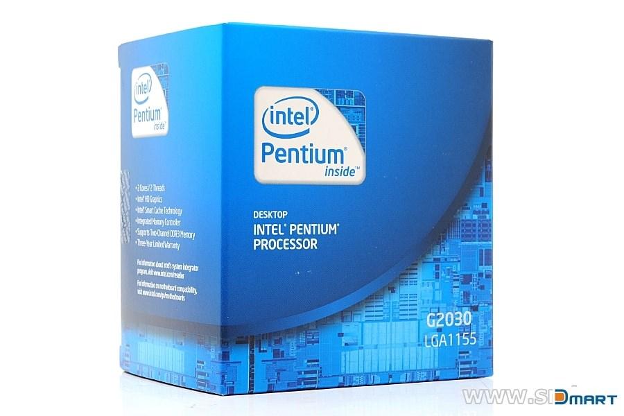 CPU G2030