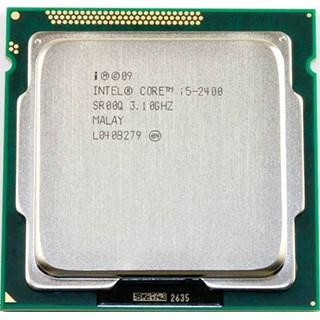 CPU CORE I5 2400