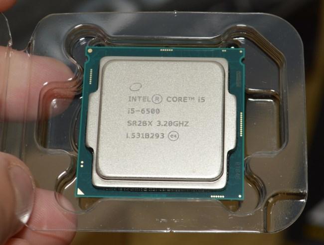 CPU CORE I5 6500