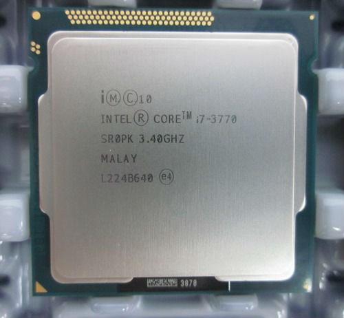 CPU I7 3770