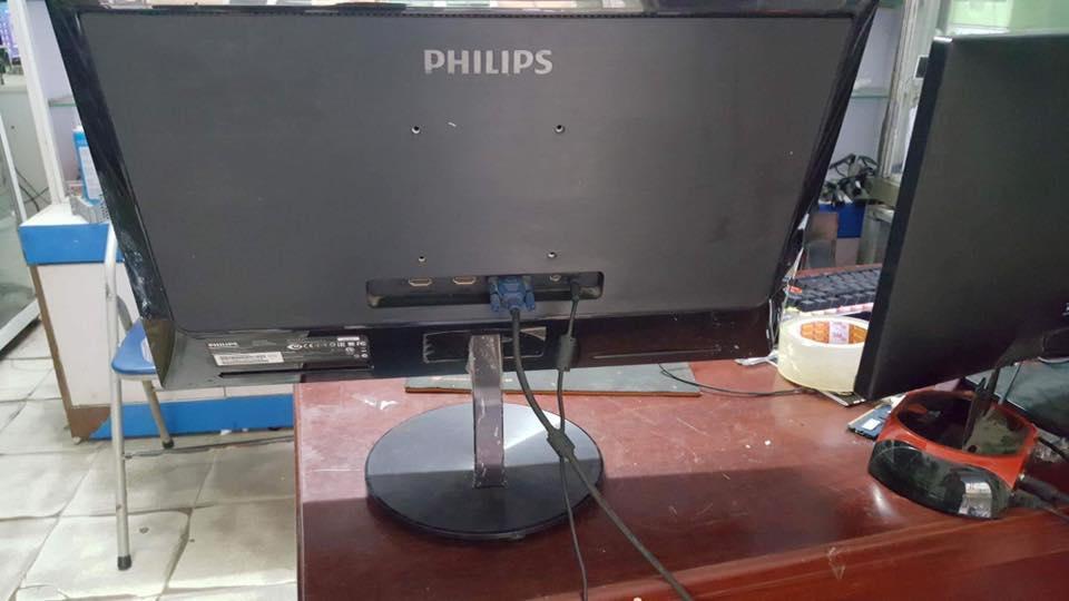 Màn philip Philips 234E5QHSB  23inh full viền