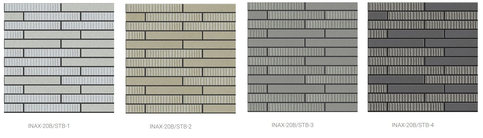 Gach op tuong Inax  I-CONCEPT STRIPE BORDER INAX-20BSTB