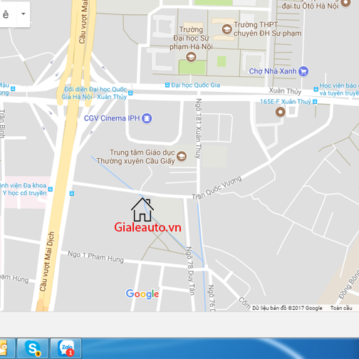 Địa Chỉ Công ty Gia Lê Việt Nam