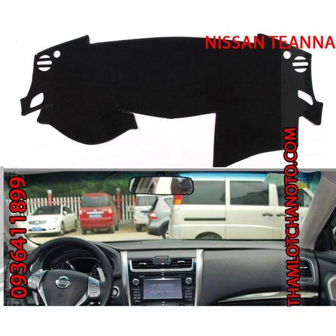 Thảm chống nắng taplo Nissan Tenna