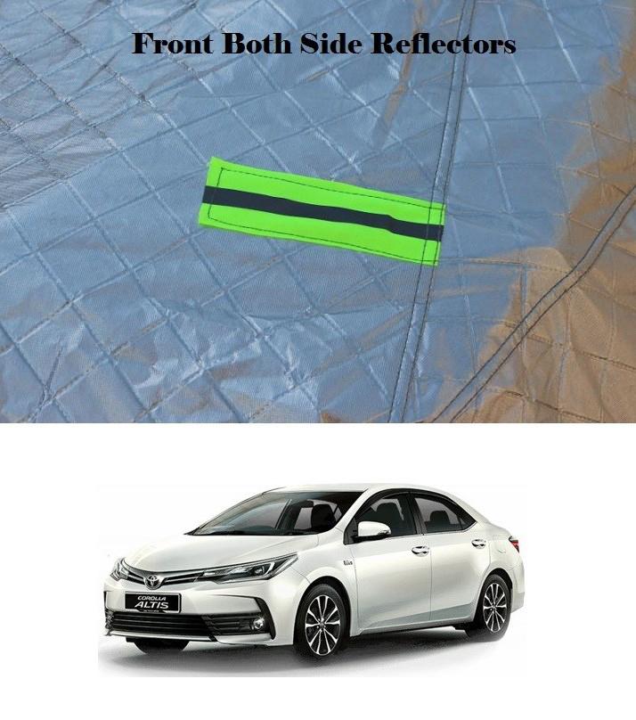 Bạt phủ ô tô cho xe Sedan loại dày