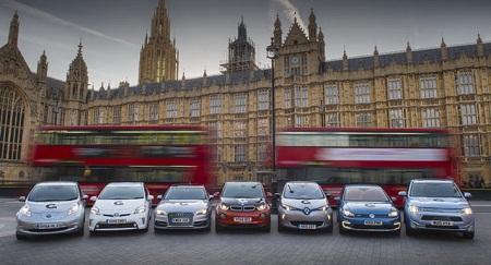 Mỹ và châu Âu lên kế hoạch cấm ô tô chạy xăng và diesel
