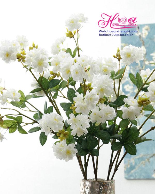 Mua hoa giả ở đâu Hà Nội đẹp nhất cho nơi bạn sống