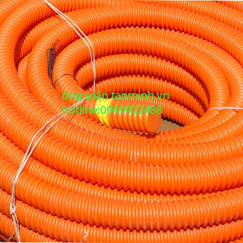 Ống Gân Xoắn HDPE 85/65