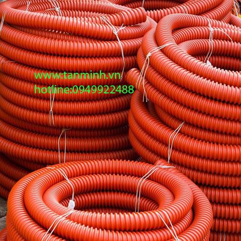 Ống Gân Xoắn HDPE 65/50