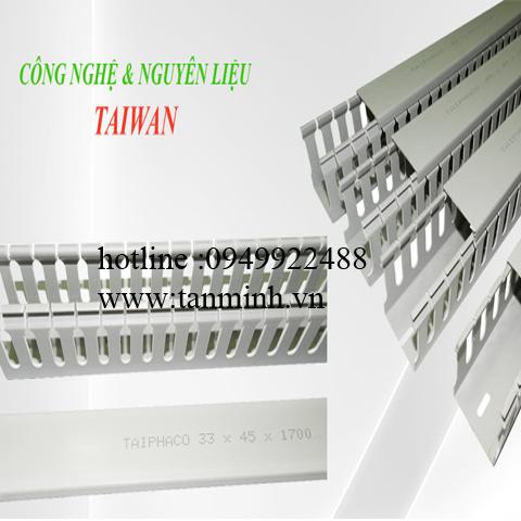 Máng nhựa răng lược 33x45