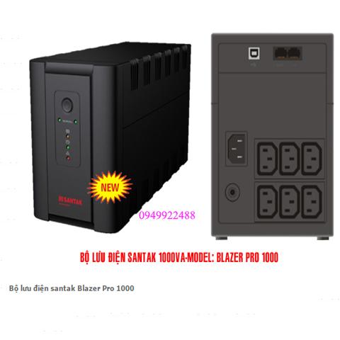 Bộ lưu điện santak Blazer Pro 1000