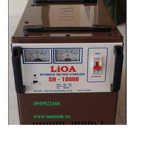 Ổn áp Lioa 10 KVA SH-10000