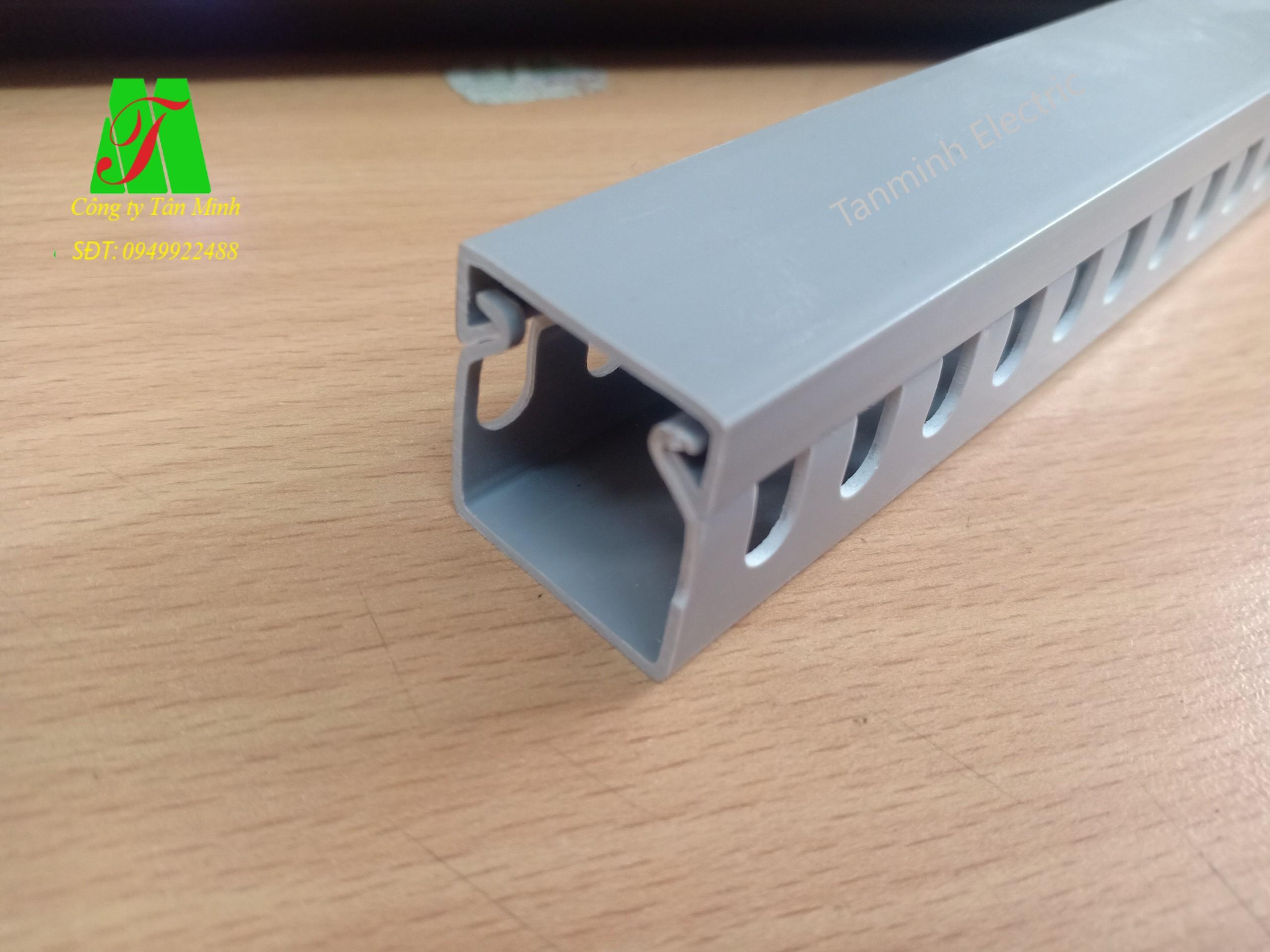 Máng nhựa Tanminh Electric 15x15mm