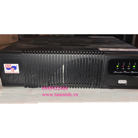 Bộ kích đổi điện ắc quy Inverter Power System 1000VA-12V 600W