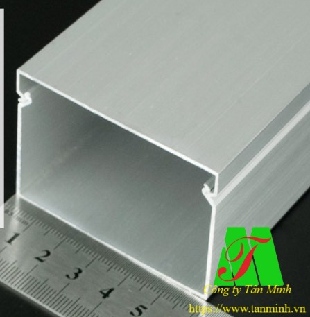 Ghen hộp nhôm 60x100mm
