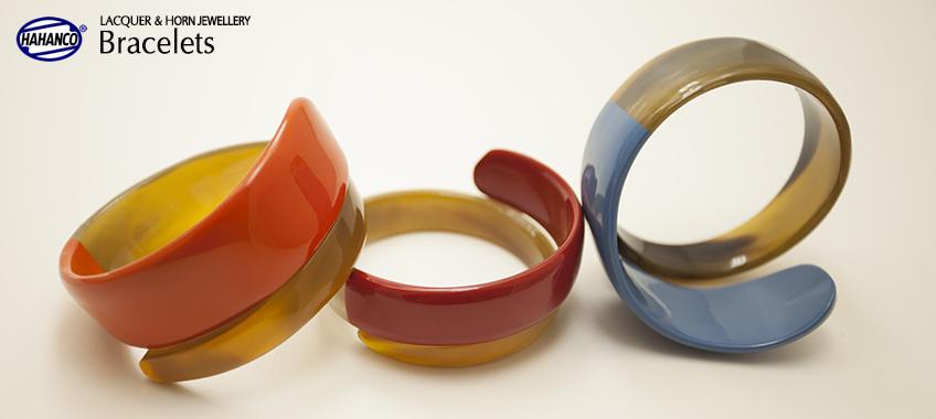 Bracelet Horn