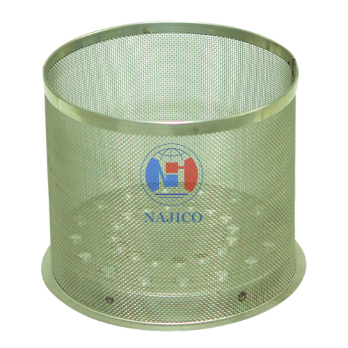 Charcoal container BN02