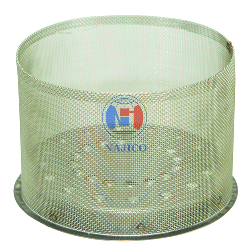 Charcoal container BN300