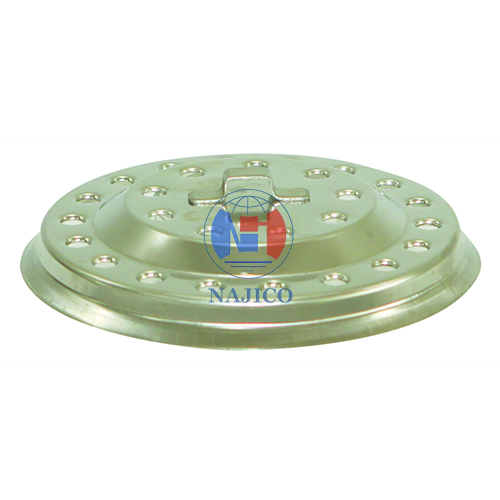 Lid of charcoal container BN02