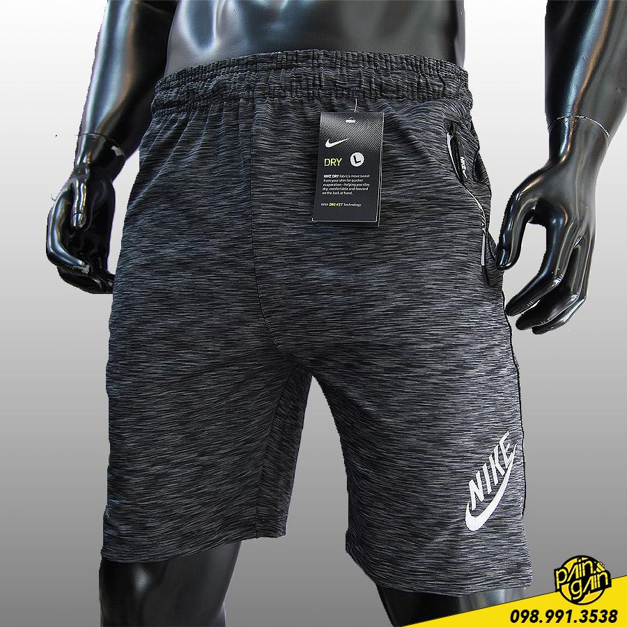 Quần Thun Thể Thao Nike Hoạ Tiết