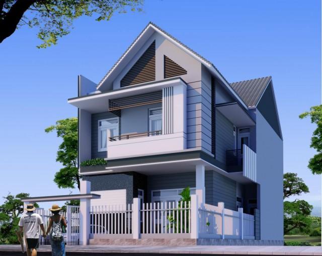 Chọn màu sơn hợp lí có vai trò quan trọng đối với ngôi nhà