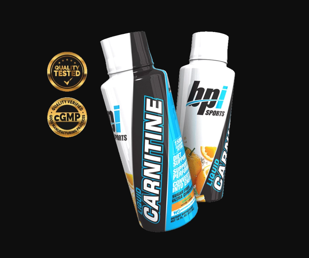 BPI liquid carnitine 1500mg  3