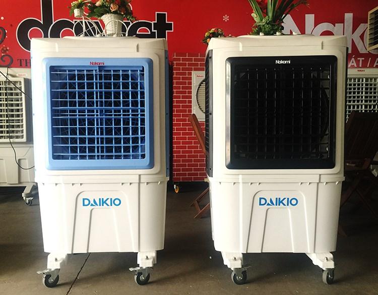 Máy làm mát Daikio DK 5000B có 2 màu