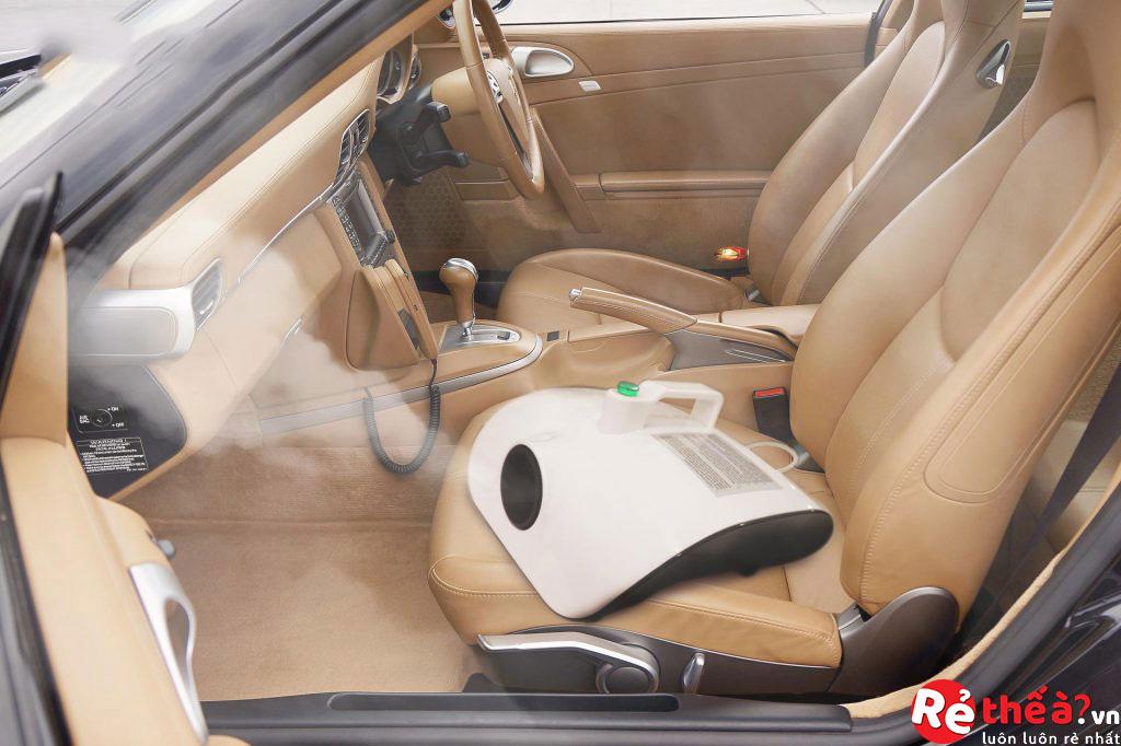 Máy khử mùi trên xe ô tô bán tại cần thơ