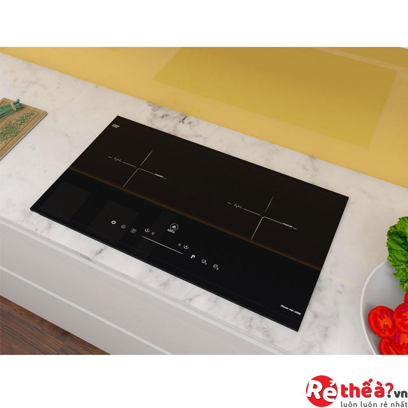 Bếp điện từ đôi MIFA IH2-VA06