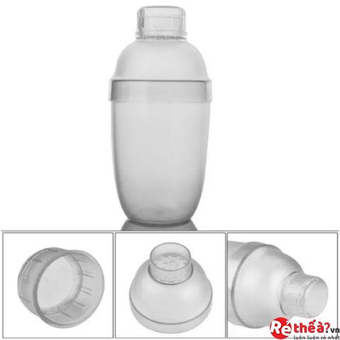 Bình lắc Shaker nhựa đặc cao cấp