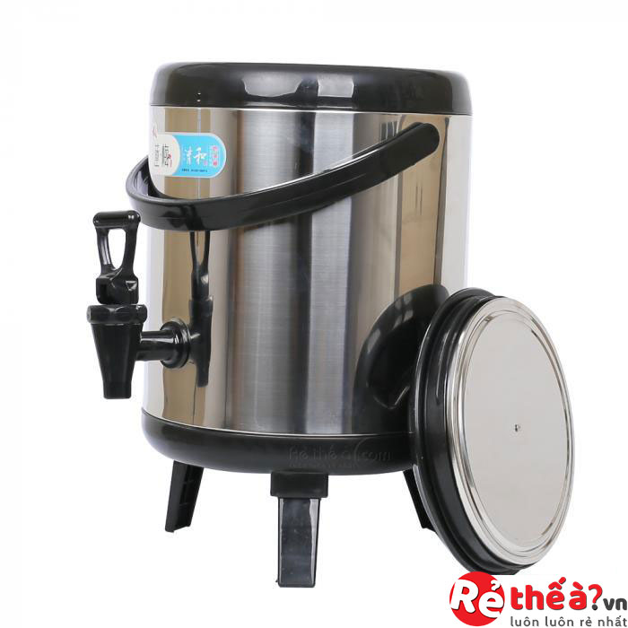 Bình ủ trà giữ nhiệt 6L-8L-10L-TRIỀU CHÂU