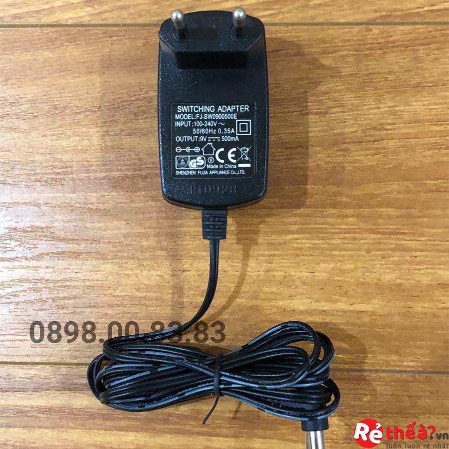 Cục Nguồn Adapter 9v bộ Trống Điện Tử MEDELI