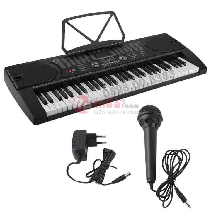 Đàn Organ Piano MEIKE MK 2089