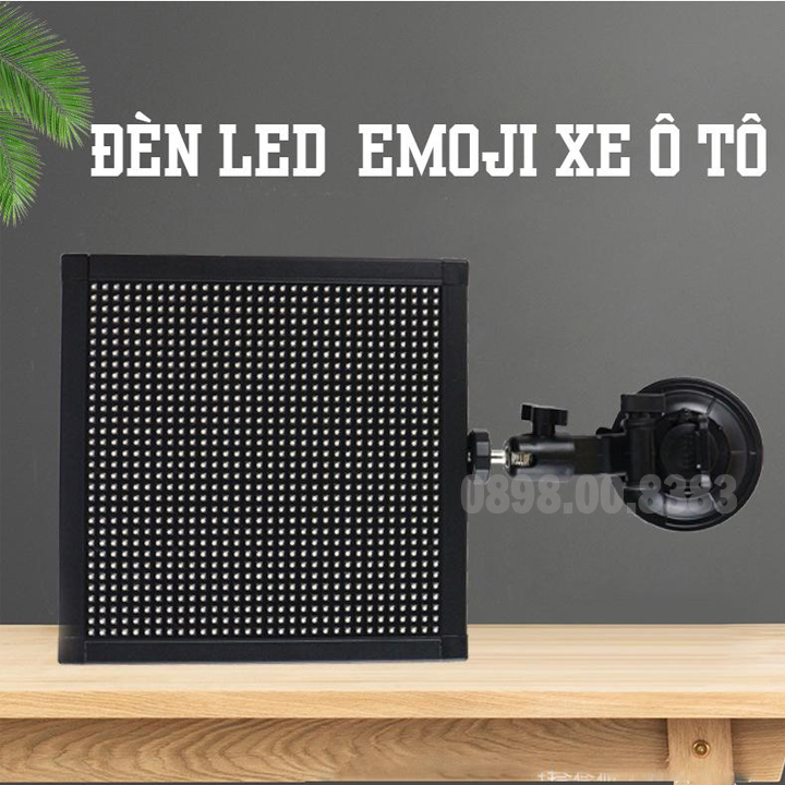 Đèn led quảng cáo đuôi xe ô tô FILIXPOS-EMOJI