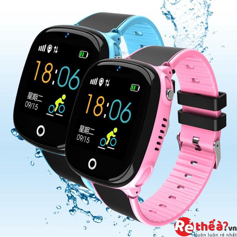 Đồng hồ định vị trẻ em SmartWatch HW11 chống nước cao cấp