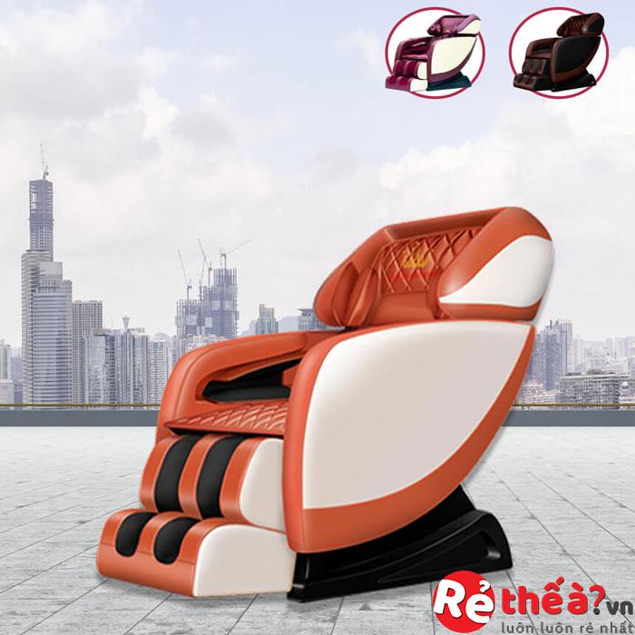 Ghế massage cao cấp QUEEN CROWN QC-SL11