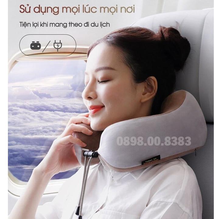 Gối massage cổ cao cấp