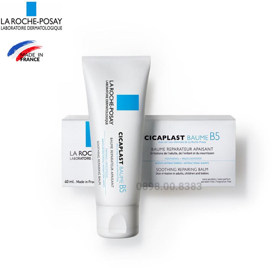 Kem dưỡng da LA ROCHE-POSAY-CICAPLAST-BAUME B5 40ml