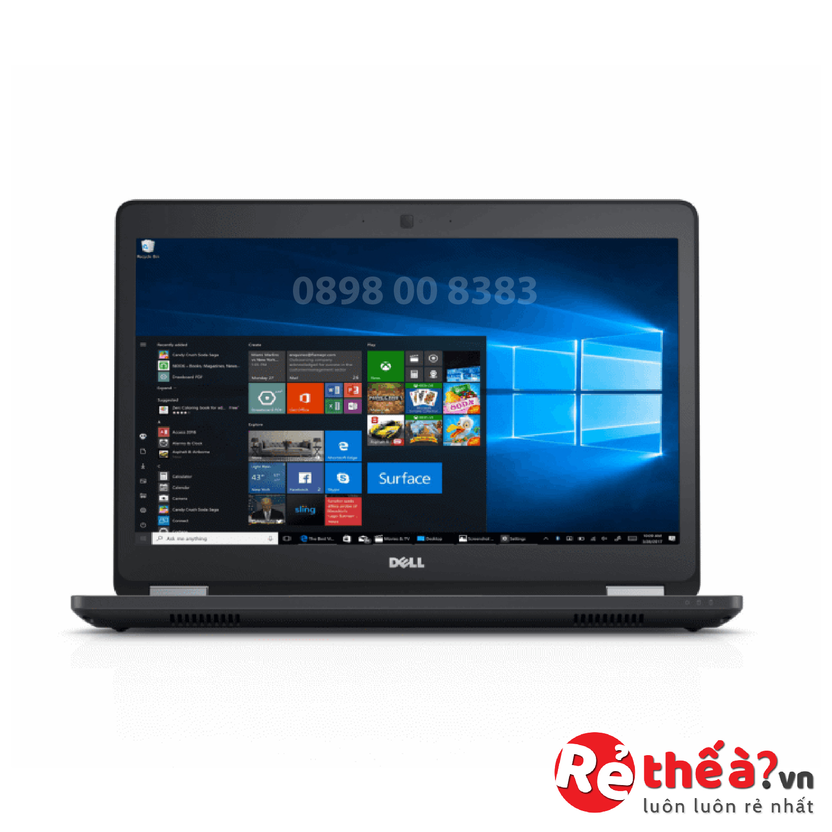 Laptop Dell Latitude E5480