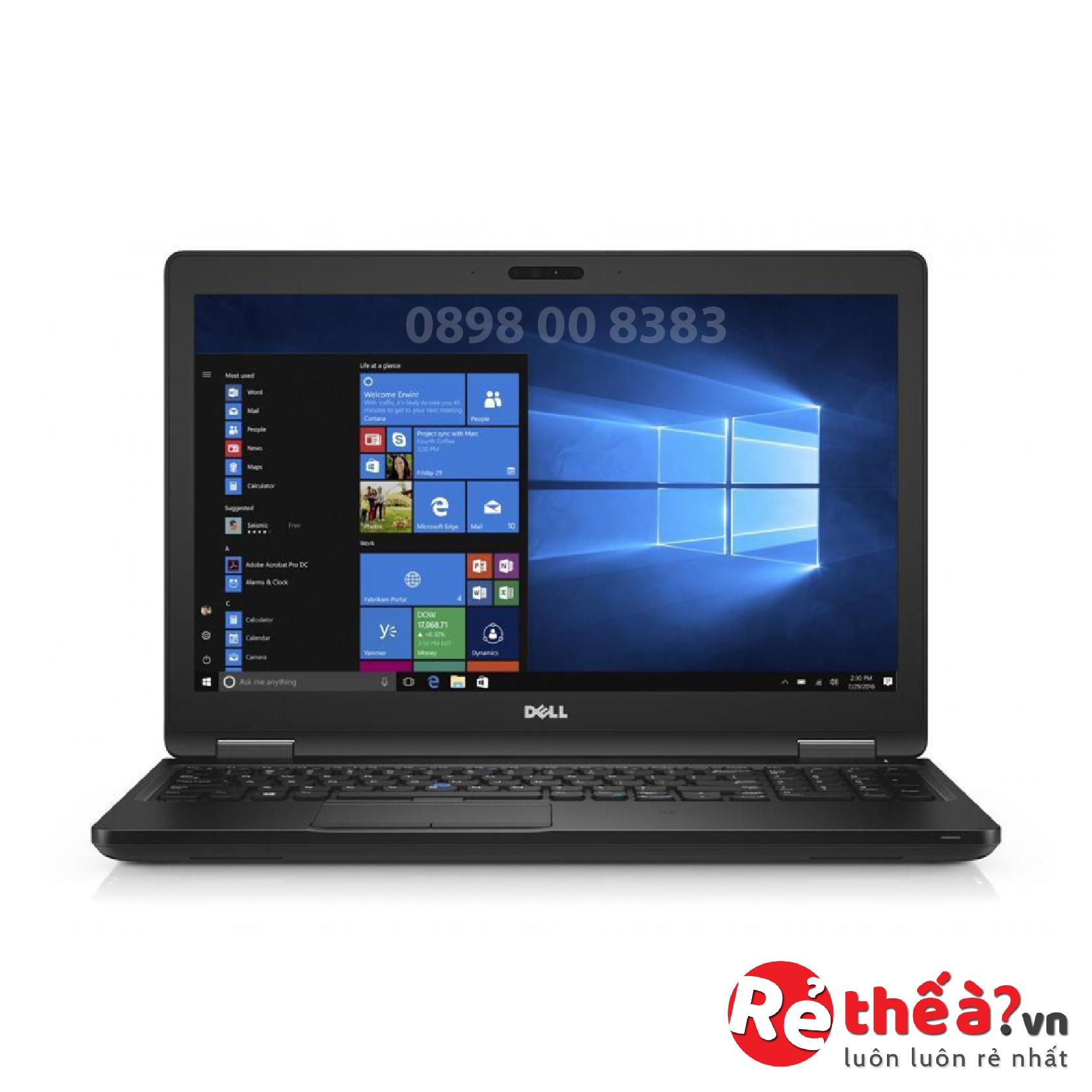 Laptop Dell Latitude E5580