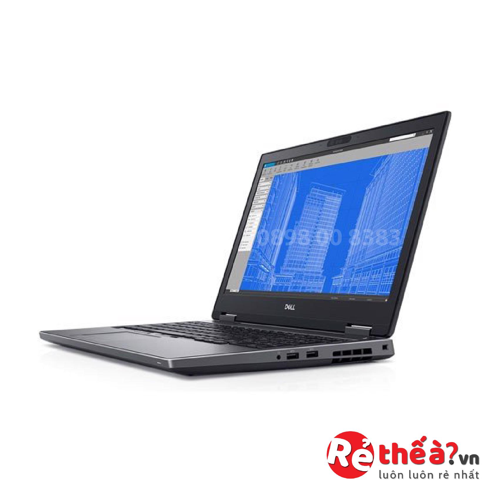 Laptop Dell Precision 7530