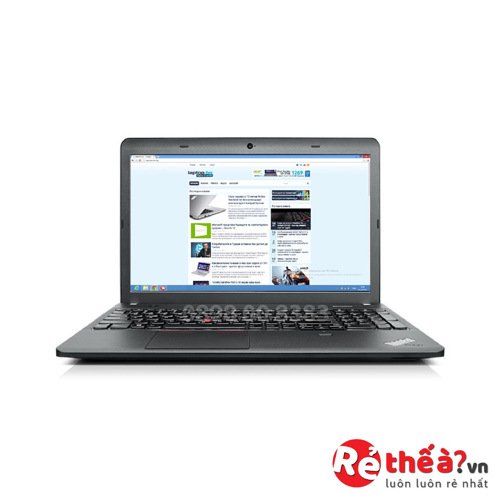 Laptop Lenovo Thinkpad E540